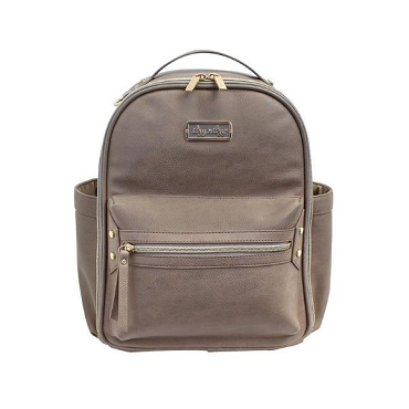 Boss Mini Backpack-Taupe