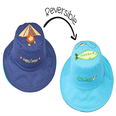 Reversible Kids Cap | MD | 2 - 4 Years