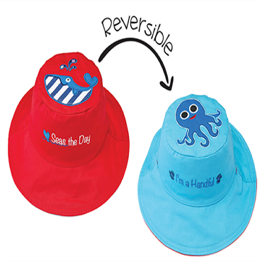 Reversible Kids Cap | SM | 6 - 24 Month