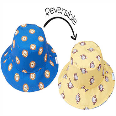 Reversible Kids Cap | XS | 0-6 Month