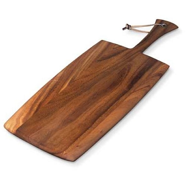 Wooden Large Charcuterie Paddleboard