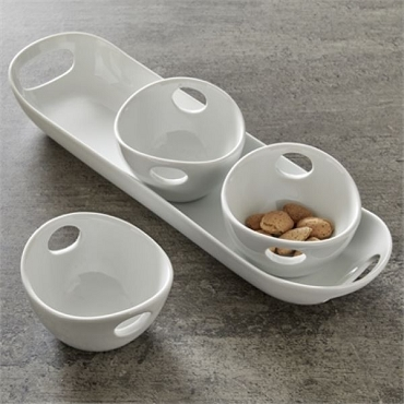 Trio Serving Set