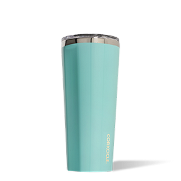 Corkcicle Tumbler - Gloss Turquoise