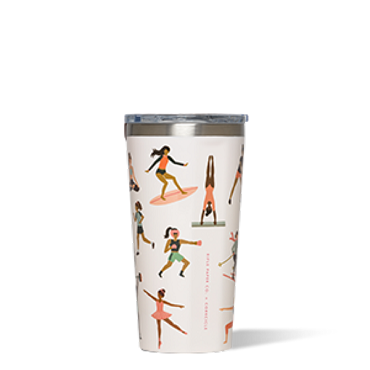 Corkcicle Tumbler - Sports Girls