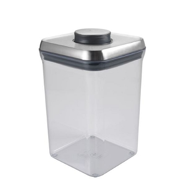 OXO POP Container - 4.0qt - SteeL