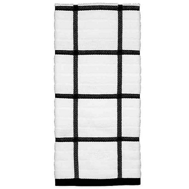 All-Clad Towel - Black & White