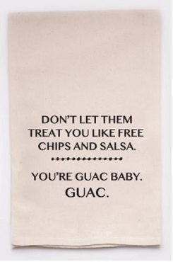 Tea Towel | Guac Baby